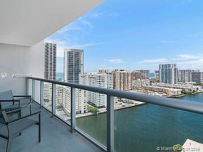 Beachwalk, Beachwalk Condominium, Beachwalk Condo Rental For Rent: 2602 E Hallandale Beach Blvd #R2003