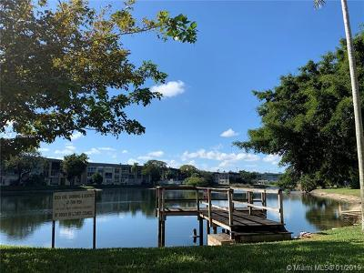 Plantation Condo For Sale: 5320 NW 11th St #208