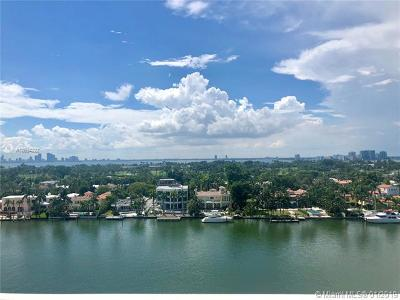 Miami Beach Condo For Sale: 5700 Collins Ave #11H