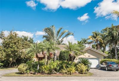 Palmetto Bay Single Family Home For Sale: 9125 SW 173rd St