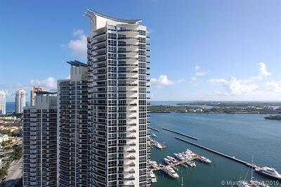Miami Beach Condo For Sale: 400 Alton Rd #809
