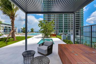 One Paraiso, One Paraiso Condo, One Paraiso Condominium Rental For Rent: 3131 NE 7th Ave #3505