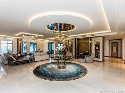 Fisher Island Condo For Sale: 7021 Fisher Island Drive #7021