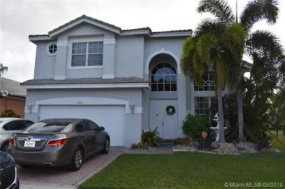 Miramar Single Family Home For Sale: 2581 SW 156th Ave