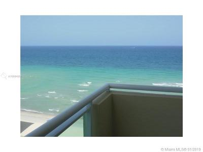 Hollywood Condo For Sale: 3001 S Ocean Dr #1409