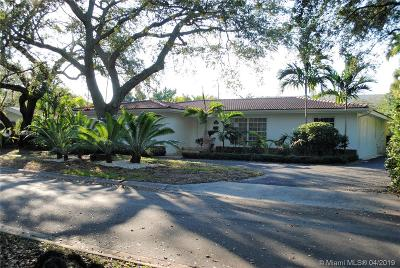 Miami Single Family Home For Sale: 4160 Bay Point Rd
