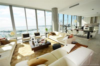 Miami FL Condo For Sale: $5,200,000