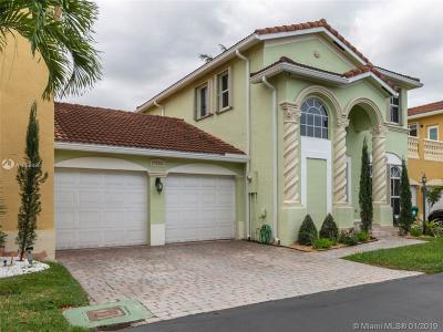 Doral Single Family Home For Sale: 10880 NW 51st Trl