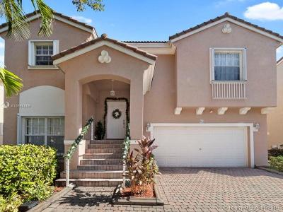 Coral Springs Single Family Home Active With Contract: 941 NW 126th Ave