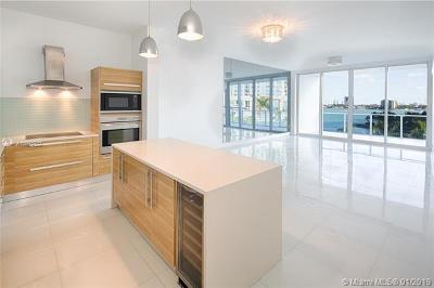 Miami Condo For Sale: 2020 N Bayshore Dr #603