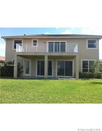 Miramar Single Family Home For Sale: 14913 SW 54st