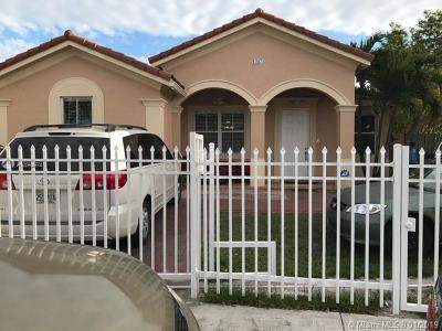 Homestead Single Family Home For Sale: 10978 SW 243rd Ln