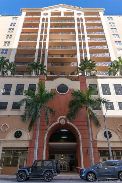Coral Gables Condo For Sale: 357 Almeria Ave #704
