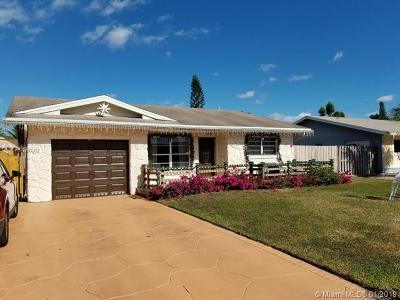 Fort Lauderdale Single Family Home For Sale: 3327 NW 69th St