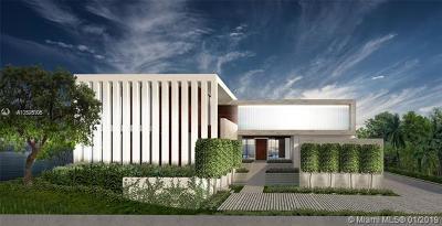 La Gorce Single Family Home For Sale: 6455 Pinetree Drive Cir
