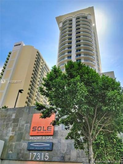 Sunny Isles Beach Condo For Sale: 17315 Collins Ave #1606