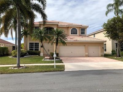 Miramar Single Family Home For Sale: 2646 SW 183rd Ave