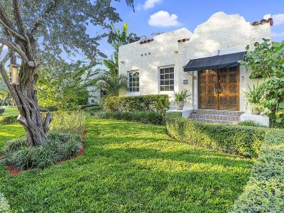 Coral Gables Single Family Home For Sale: 533 Alcazar Ave