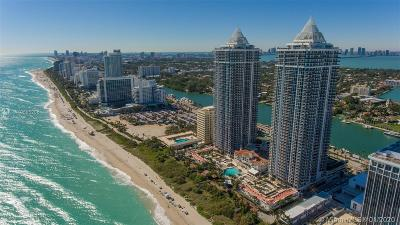 Miami Beach Condo For Sale: 4775 Collins Ave #1506