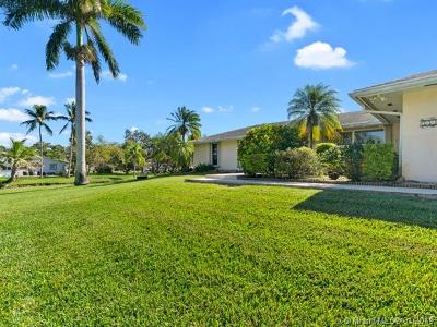Palmetto Bay Single Family Home For Sale: 7740 SW 169 St