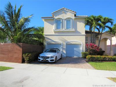 Doral Single Family Home Sold: 11371 NW 48th Terrace