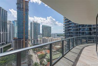 Condo For Sale: 801 S Miami Ave #2101