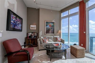 Miami Beach Condo For Sale: 6515 Collins Ave #1806