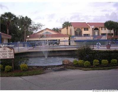 Miami Lakes Condo For Sale: 15495 N Miami Lakeway N #205