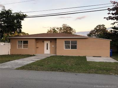 Fort Lauderdale Single Family Home For Sale: 1350 SW 32nd Ave