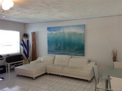 Miami Beach Condo For Sale: 801 Meridian Ave #5E