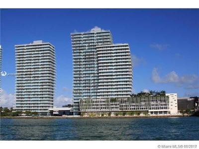 Miami Beach Rental Leased: 540 West Ave #1813