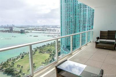 Miami Condo For Sale: 2020 N Bayshore Dr #3109