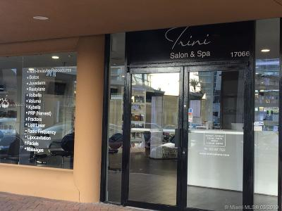 Sunny Isles Beach Business Opportunity For Sale: 17070 Collins Ave