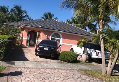 Miami Single Family Home For Sale: 4908 SW 143rd Ave