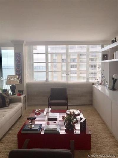 Brickell Bay Tower, Brickell Bay Tower Condo Condo For Sale: 1408 Brickell Bay Dr #1208