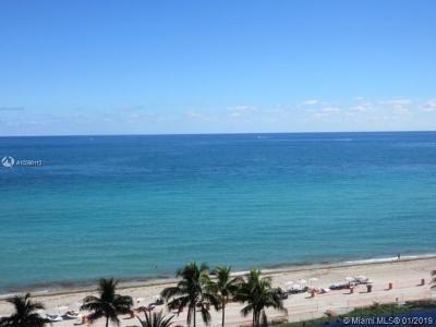 Ocean Two, Ocean Two Condo Condo For Sale: 19111 Collins Ave #705