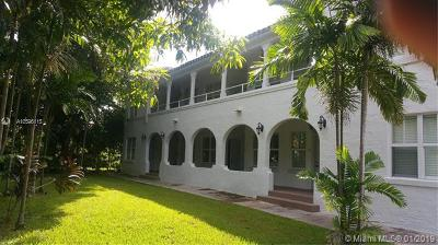 Coral Gables Rental For Rent: 119 Cibao Ct #1
