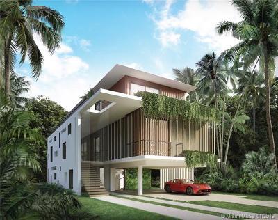 Miami Beach Single Family Home For Sale: 4534 Sheridan Ave