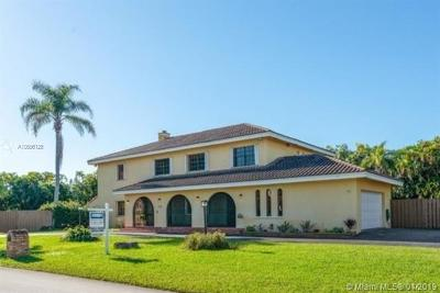 Single Family Home For Sale: 10382 SW 144th St