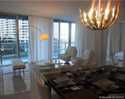 Miami Rental For Rent: 495 Brickell Ave #520