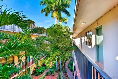 Miami Condo For Sale: 3240 Mary St #S303