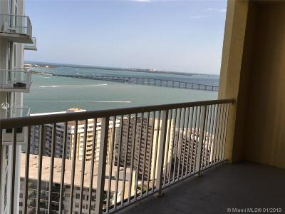 The Sail Condo, The Sail On Brickell Rental For Rent: 170 SE 14th St #2803