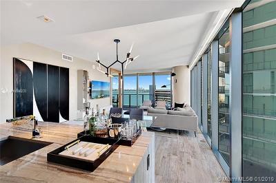 Miami Condo For Sale: 650 NE 32 #901