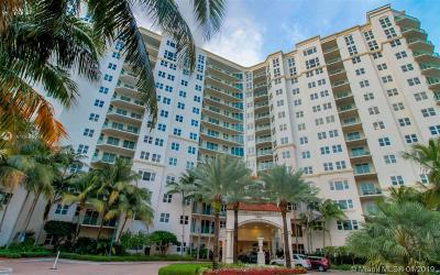Aventura Condo For Sale: 19900 E Country Club Dr #TS20
