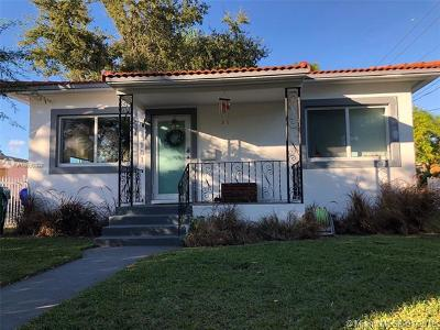 Miami Single Family Home For Sale: 3101 SW 25th Ter