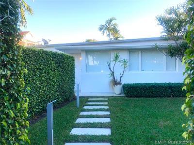 Single Family Home For Sale: 910 N Venetian Dr