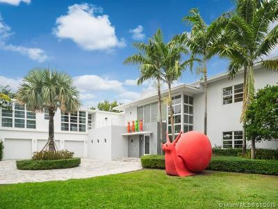 Miami Beach Single Family Home For Sale: 6301 Pine Tree Dr