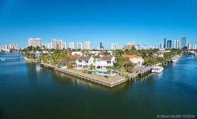 North Miami Beach Single Family Home For Sale: 3120 NE 165th St
