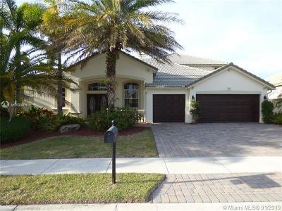 Palm Beach County Single Family Home For Sale: 3974 W Hamilton Ky