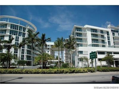 Miami Beach Condo For Sale: 6620 Indian Creek Dr #408